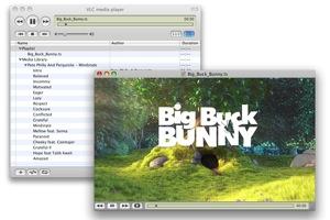 VLC on MacOS X