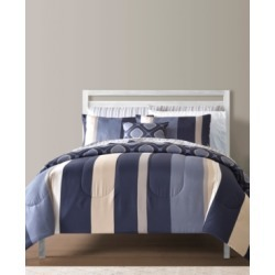 Austin Reversible 10-Pc. Twin Comforter Sets Bedding