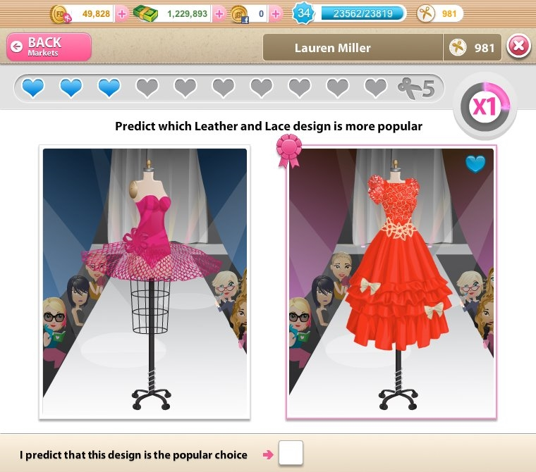 fashion designer games for adults