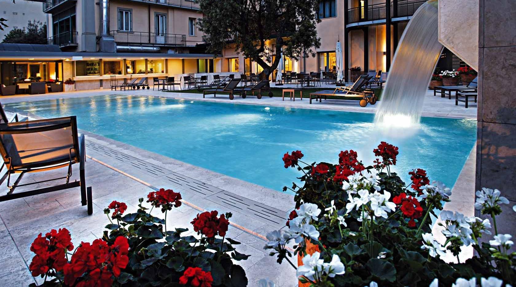 Thb Grand Hotel Croce Di Malta In Montecatini Terme