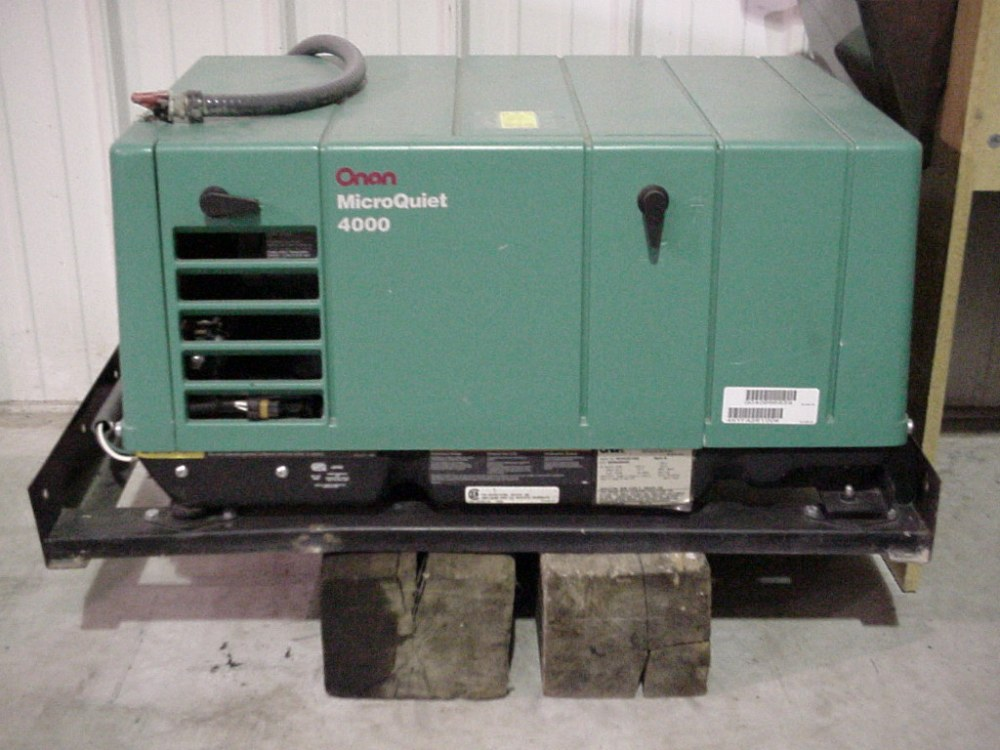 medium resolution of rv generators used and new for sale brands onan powertec and generac used