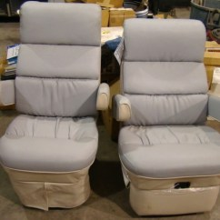 Motorhome Captain Chair Seat Covers Giant Bean Bag Lounger Amazon Used Rv Parts Flexsteel Captains Chairs Auto
