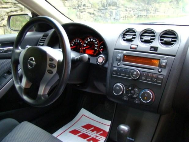 2008 Nissan Altima 25 S Interior Brokeasshome