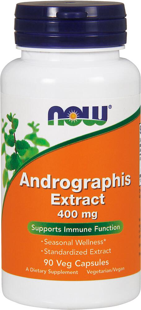 Andrographis Extract 400 mg 90 Vegi Caps   Mushrooms ...