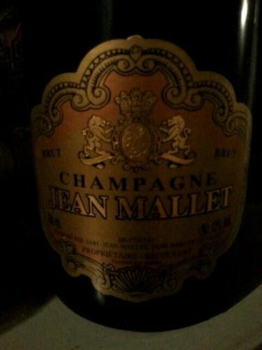 Jean Mallet Champagne Brut Wine Info