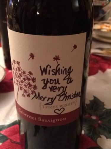 Three Wishes Cabernet Sauvignon Wine Info