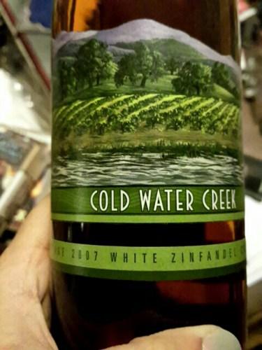 Coldwater Creek Rose Wine