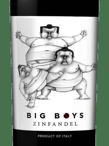 big boys zinfandel
