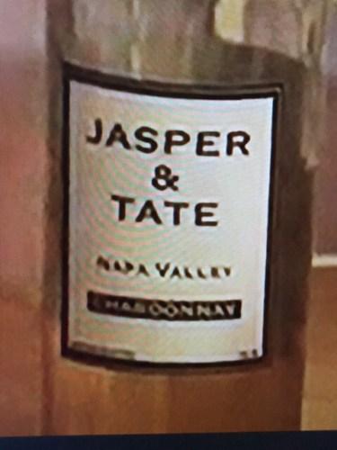 Jasper Amp Tate Napa Valley Chardonnay Wine Info