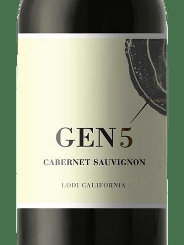 Gen5 Gen 5 Cabernet Sauvignon Wine Info