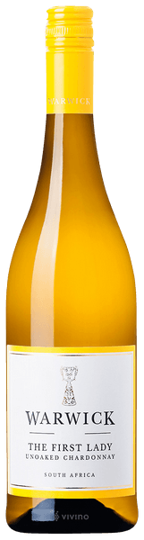 The First Lady Chardonnay
