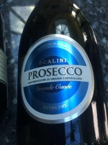 Scalini Prosecco Grande Cuvee Extra Dry  Wine Info