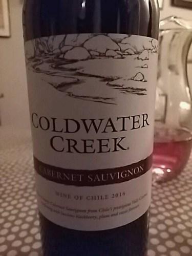 Coldwater Creek Wine