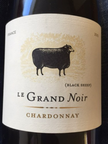 Le Grand Noir Black Sheep Chardonnay 2010  Wine Info