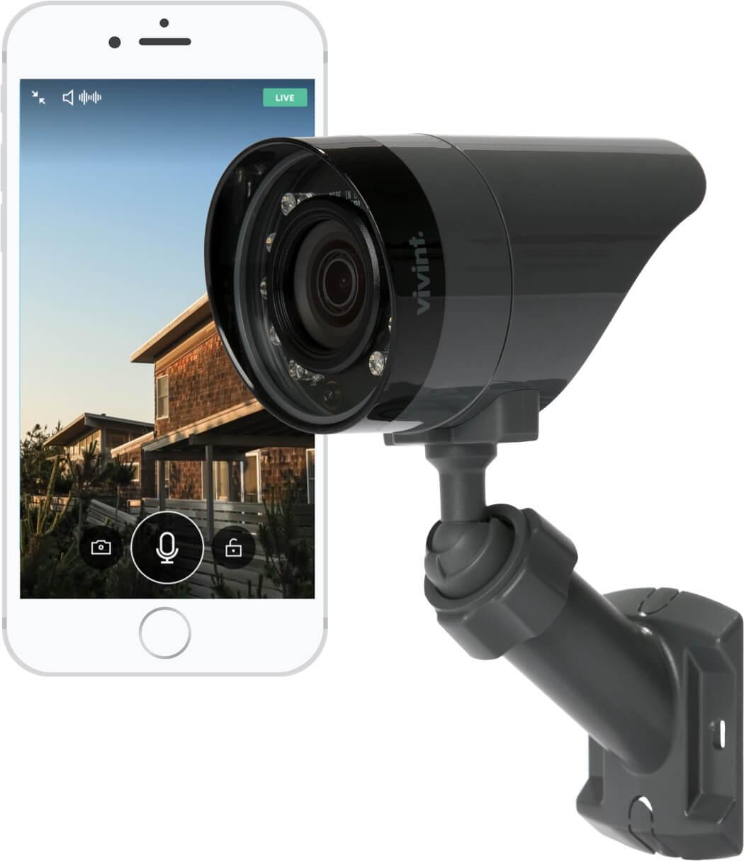 Outdoor Surveillance Camera  8557424173  Vivint