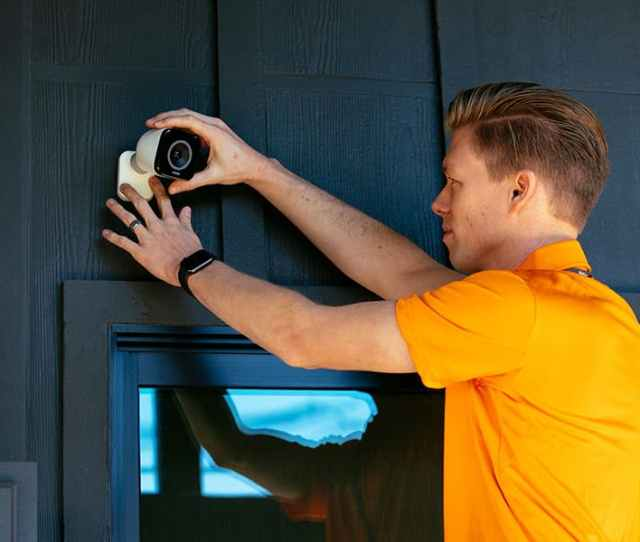 How To Install Outdoor Security Cameras Tips From A Smart Home Pro