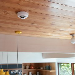 Kitchen Smoke Detector Sink Grid How Do Detectors Work Vivint Should Be In Every Bedroom
