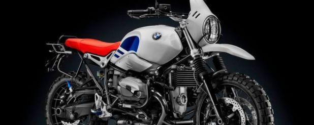 Rizoma hübscht die BMW R nine-T Urban G/S auf.