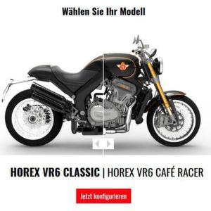 Horex sucht mit Horst Lichter das Glück