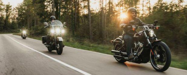 Harley Davidson bietet neben den Probefahrten auch Kurse für Wiedereinsteiger und Anfänger an.