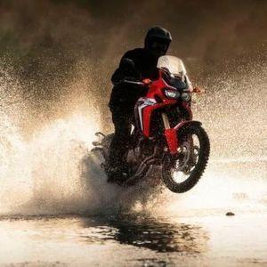 Honda: Vorfreude auf die neue Africa Twin
