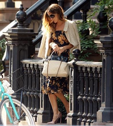 Sarah Jessica Parker vende la casa di NY  Vogueit