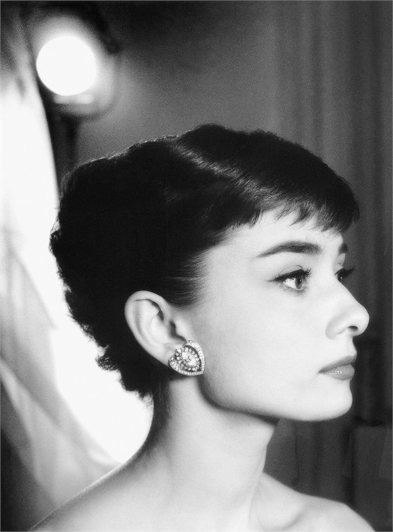 Audrey Hepburn Bob : audrey, hepburn, Audrey, Hepburn, Willoughby, Vogue.it