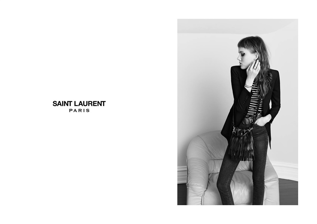 Saint Laurent, Hedi Slimane, YSL, Yves Saint Laurent