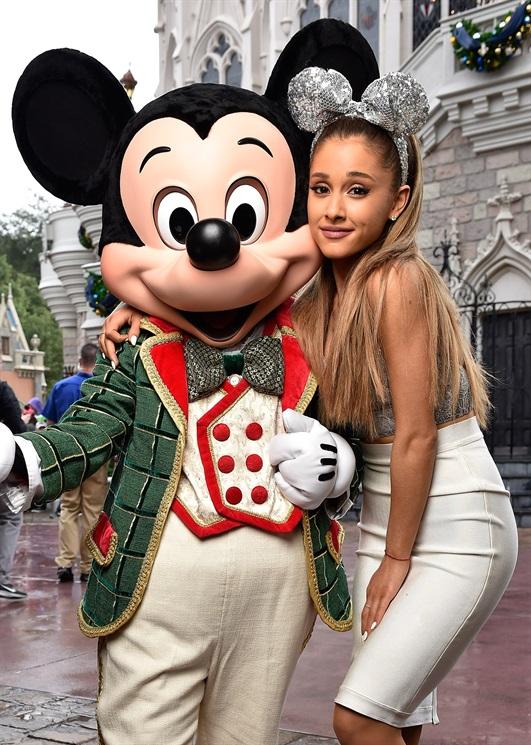 Ariana Grande  Vogueit