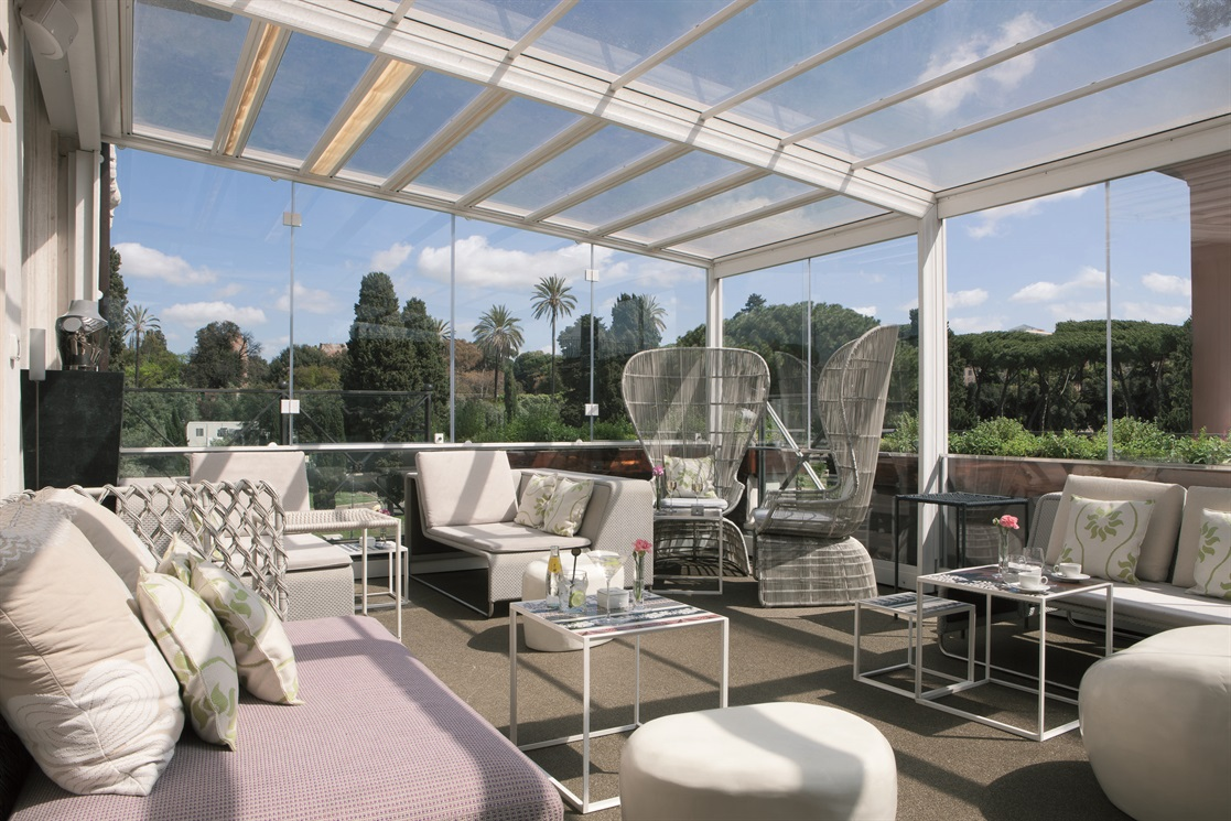 Venezia Roma Firenze le migliori terrazze dhotel  Vogueit