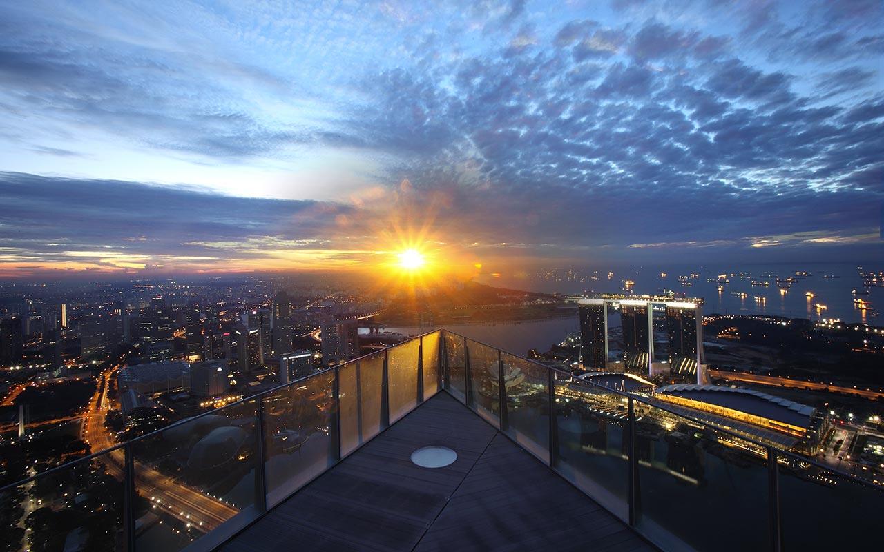 I 15 bar con terrazza panoramica pi belli del mondo  Vogueit