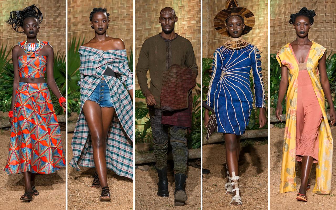 Kampala Fashion Week From Uganda The Talented Designer