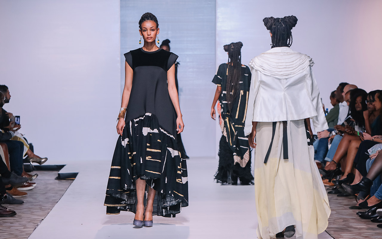 The Hub Of Africa Fashion Week 2017 In Addis Ababa