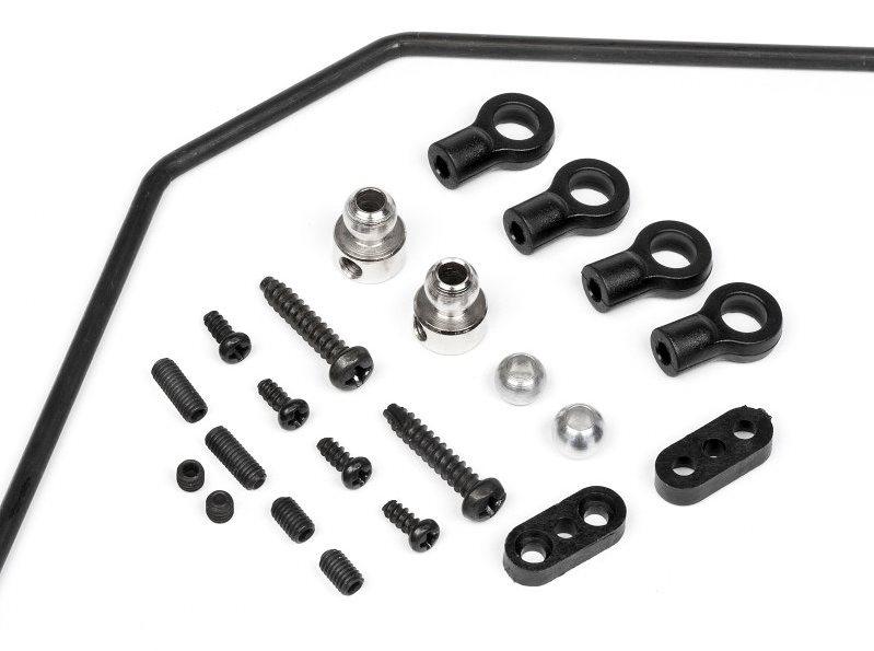 HPI Rear Stabilizer Set, Trophy Buggy (HPI 101094