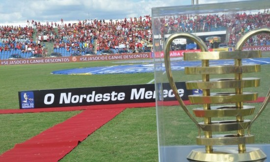 CBF divulga tabela da Copa do Nordeste 2016; Campinense estreia fora, e Botafogo-PB em casa