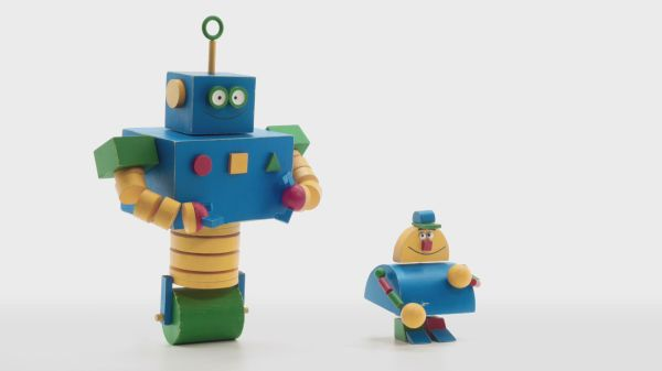 George & Paul - Robot Vrt Nu