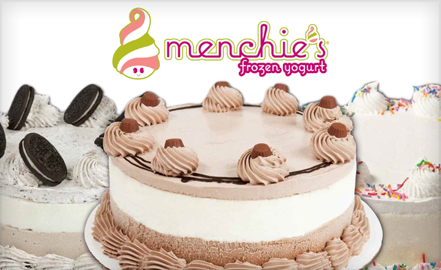 18 For A Frozen Yogurt Cake At Menchies Yonge Lawrence A 30