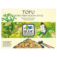 Blue Dragon tofu firm silken style image