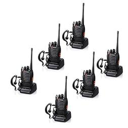 Walkie Talkies Rechargeable Long Range for Adults, UHF