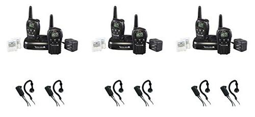 Midland LXT500VP3 FRS/GMRS 2 Way Radios Up
