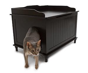 Designer Catbox The Ultimate Cat Toilet