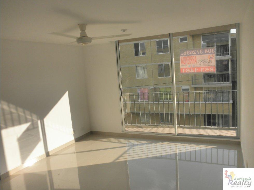 Se renta apartamento en Santa Fe de Antioquia