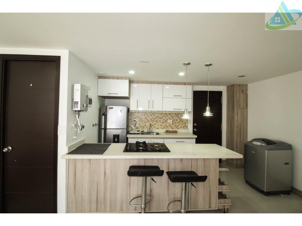 Alquiler Apartamento amoblado Medellin la Frontera