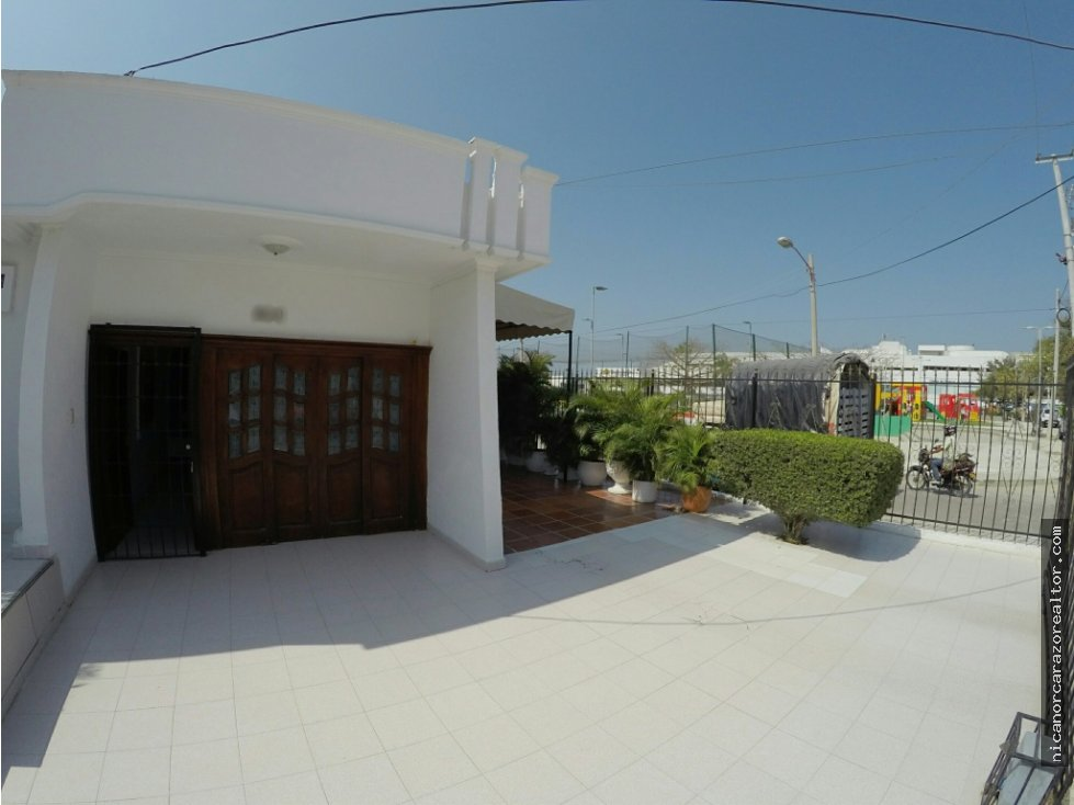 Venta de casa en Santa Lucia  Cartagena de indias