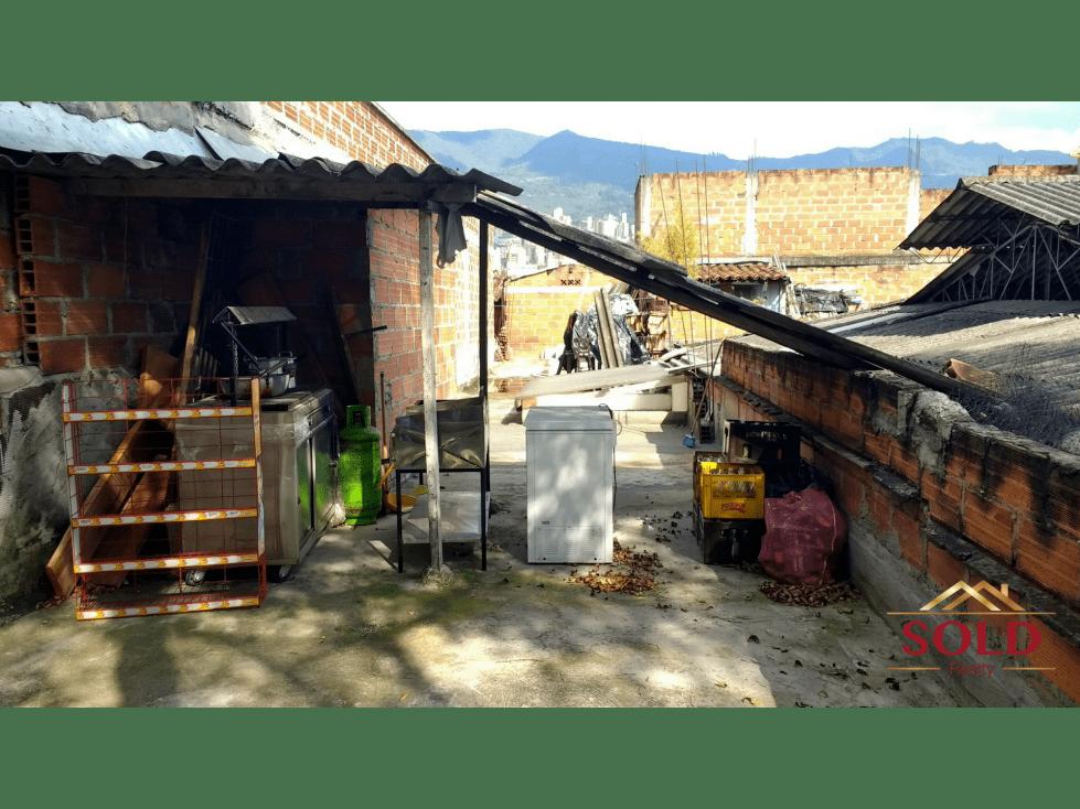 Casa con terraza en venta Guayabal Cristo Rey Med