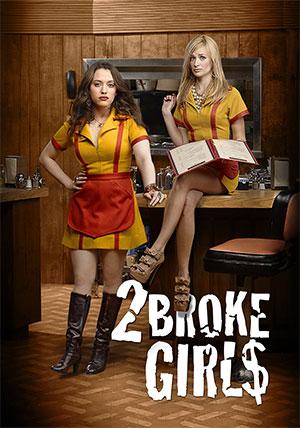 2 Broke Girls Streaming : broke, girls, streaming, Watch, Broke, Girls, Episodes, Series, Online