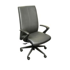 Allsteel Relate Chair Instructions Indoor Cushions Canada Wb Mason Search Results Superseats Aviator High Back Executive Black Softhread Leather