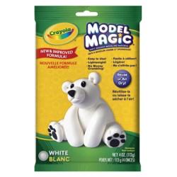 Crayola® Model Magic 4 oz Pouch White WB Mason