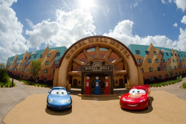 7 In Art Of Animation Resort Dis