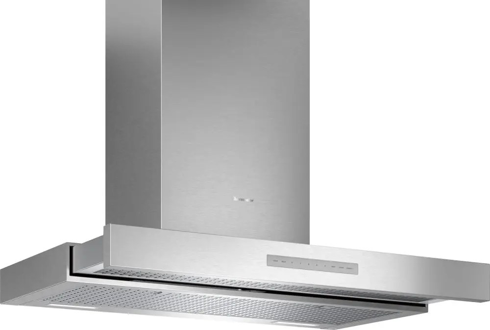 Drawer Chimney Wall Hood 36'' Stainless Steel